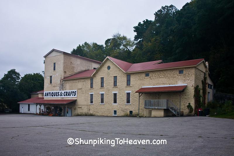 Sugar Loaf Brewery Building, Winona County, Minnesota