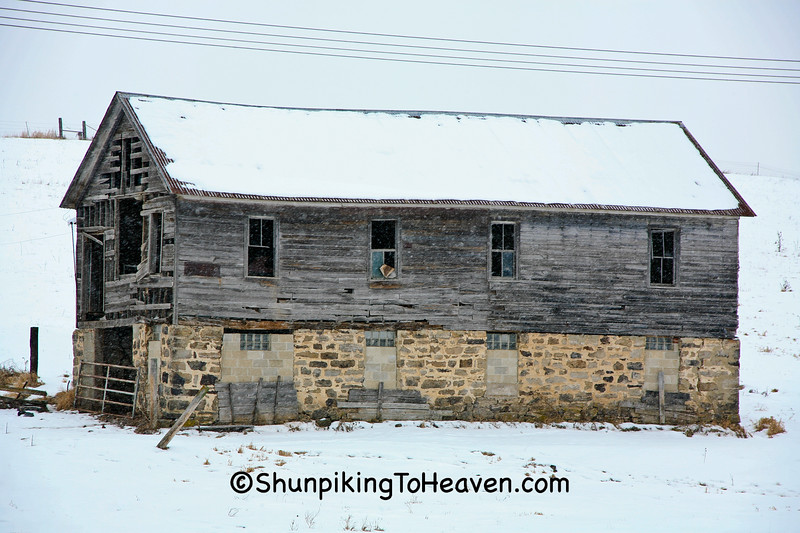 Old Cheese Factory, Richland County, Wisconsin