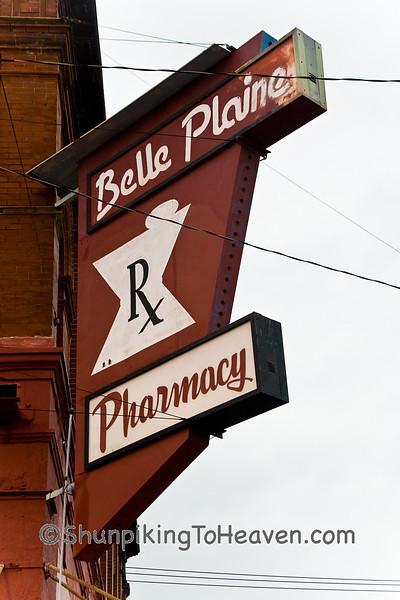 Belle Plaine Pharmacy, Belle Plaine, Iowa