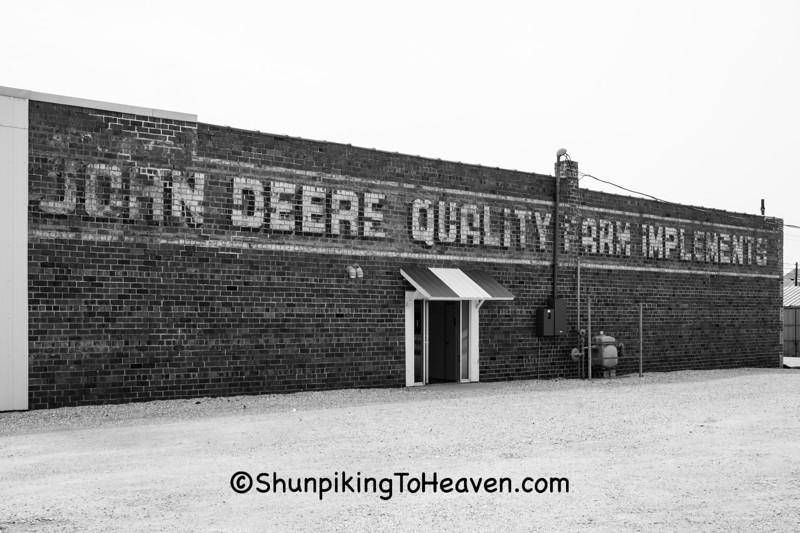 John Deere Quality Farm Implements, Vermilion County, Illinois