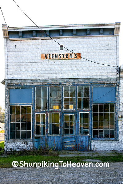 Veenstra's, Wake's Feed Store, Mahaska County, Iowa