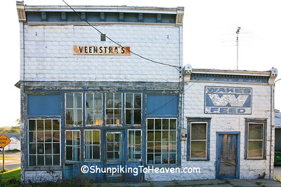 Veenstra's, Wake's Feed Store, Mahaska County, Iowa