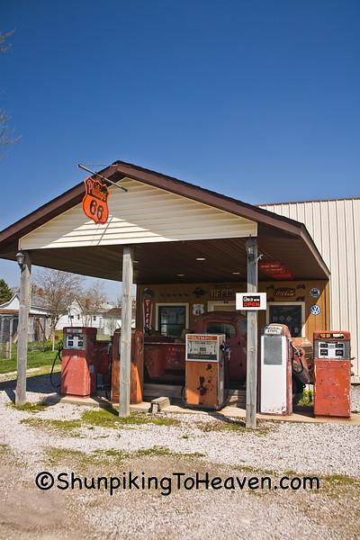 Henry's Rabbit Ranch, Staunton, Illinois