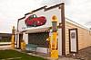Replica Shell Service Station, Route 66, Dwight, Illinois