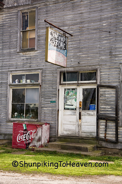 General Store, Brown County, Ohio