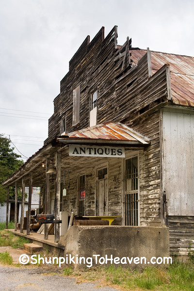 Old General Store, Cleveland County, North Carolina