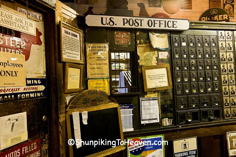 Post Office at the Mast General Store, Watauga County, North Carolina