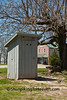 Outhouse at Moonshine Store, Clark County, Illinois