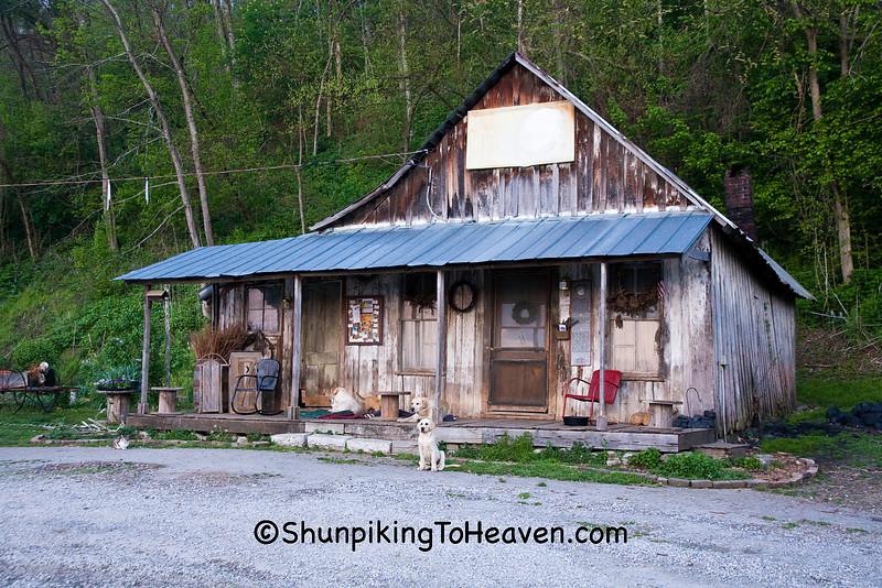 Penn's Store, Casey County, Kentucky