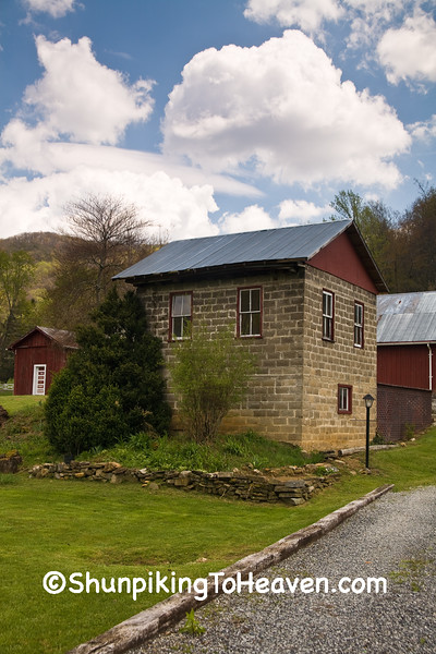 Cold Storage Building, Avery County, North Carolina
