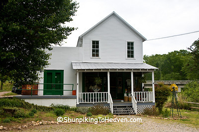 The Murray & Minges General Store, Catawba County, North Carolina