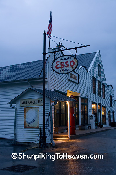 The Mast General Store, Watauga County, North Carolina