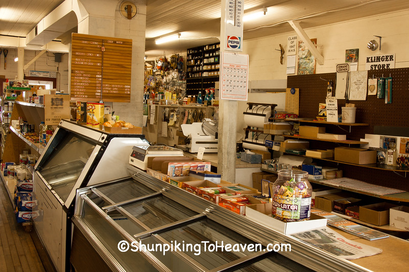 Klinger Store, Bremer County, Iowa