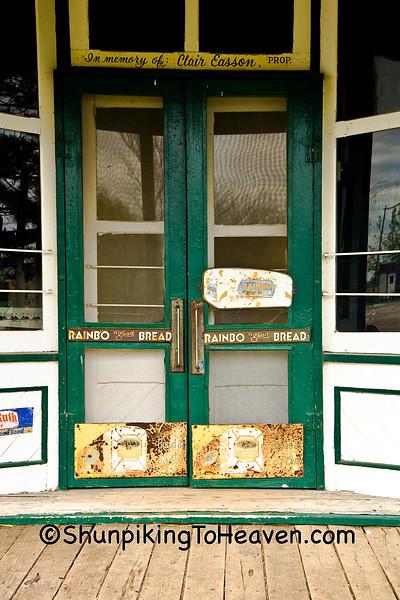 General Store, Red Oak II, Jasper County, Missouri