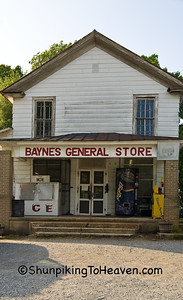 Baynes General Store, Caswell County, North Carolina