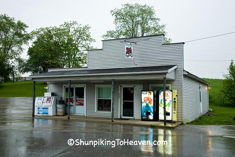 Tilton Store, Fleming County, Kentucky