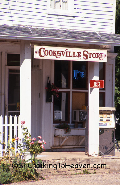 Cooksville General Store, Rock County, Wisconsin