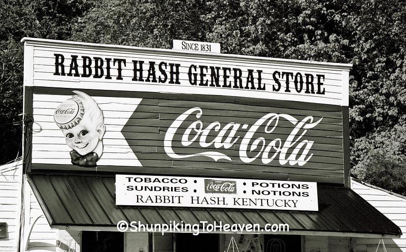 Rabbit Hash General Store, Boone County, Kentucky