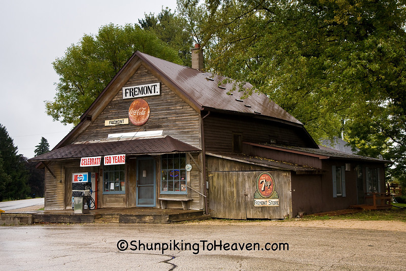 The Fremont General Store, Winona County, Minnesota