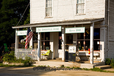 The Cooksville General Store, Rock County, Wisconsin