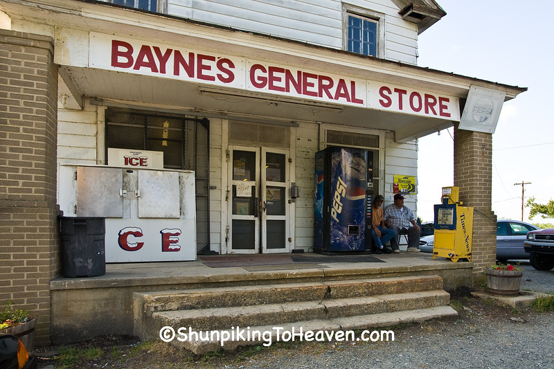 Baynes General Store, Caswell County, North Carolina