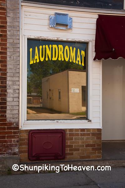 Laundromat, Monroe County, Wisconsin