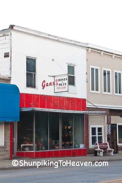 Ganser's V&S Variety Store, Columbia County, Wisconsin