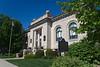 """Goshen City Hall<br /> Former Carnegie Library<br /> Goshen, IN<br /> <br />  <a href=""""http://www.in.gov/history/markers/443.htm"""">http://www.in.gov/history/markers/443.htm</a>"""