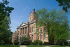 "Elkhart County Courthouse 4<br /> Goshen, IN<br /> <br />  <a href=""http://www.in.gov/history/markers/406.htm"">http://www.in.gov/history/markers/406.htm</a>"