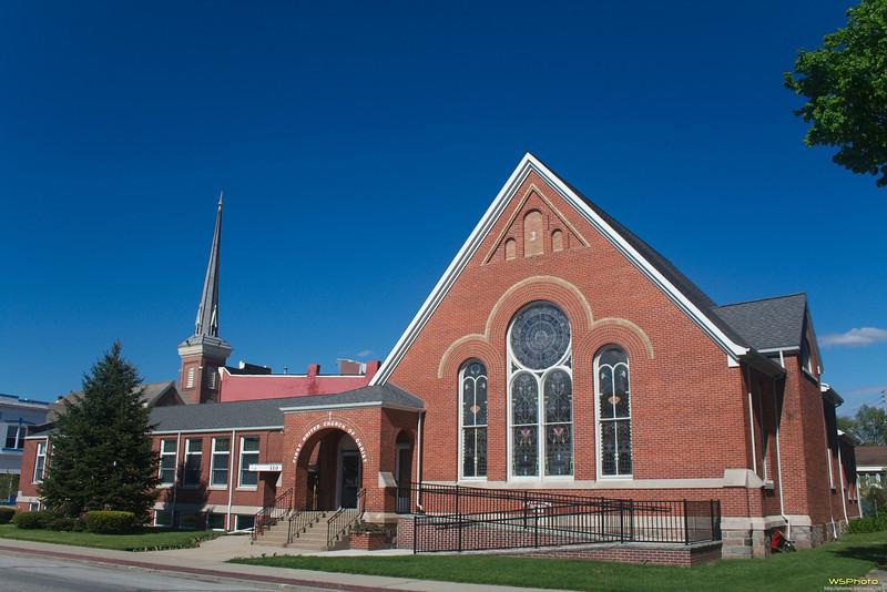 First United Church of Christ<br /> Goshen, IN