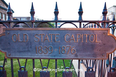 Old State Capitol State Historic Site,  Springfield, Illinois