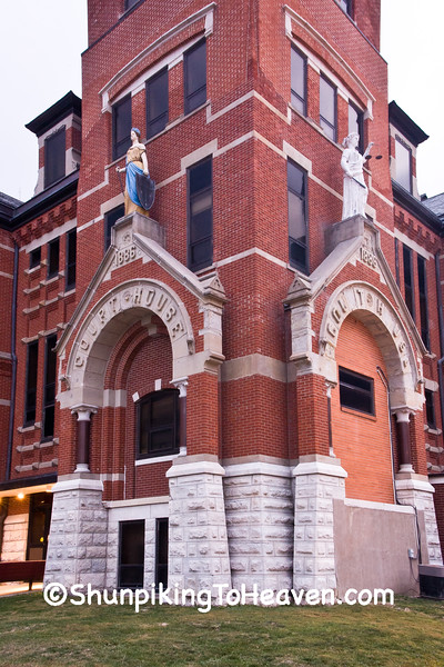Washington County Courthouse, Washington, Iowa
