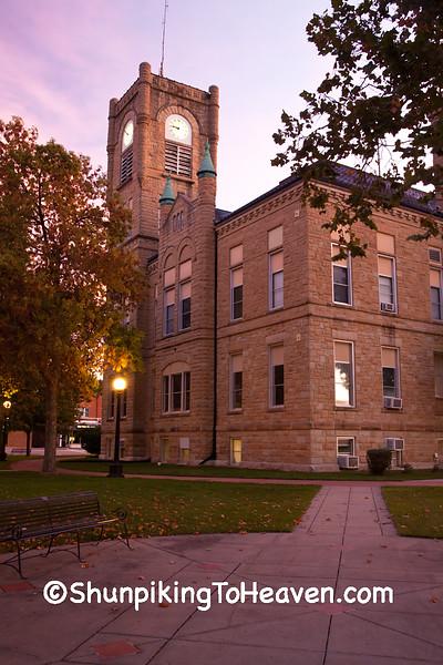 Lucas County Courthouse, Chariton, Iowa