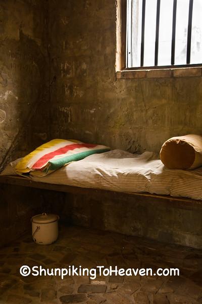 Jail Cell, Red Oak II, Jasper County, Missouri