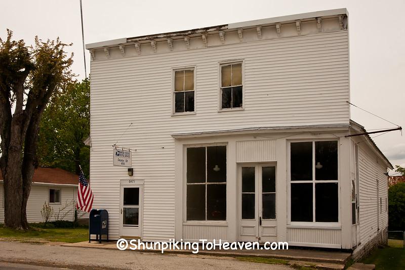 Decatur Post Office Building, Decatur, Ohio