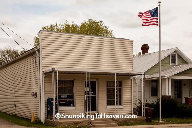 Cherry Fork Post Office, Adams County, Ohio