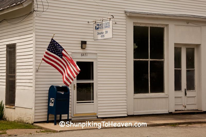 Decatur Post Office, Decatur, Ohio