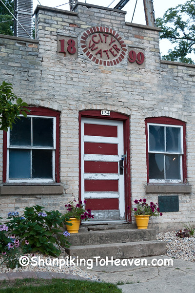 Historic Pump House, Oregon, Wisconsin