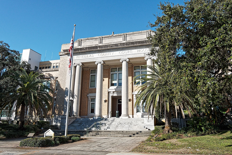 Pinellas County Courthouse, Clearwater