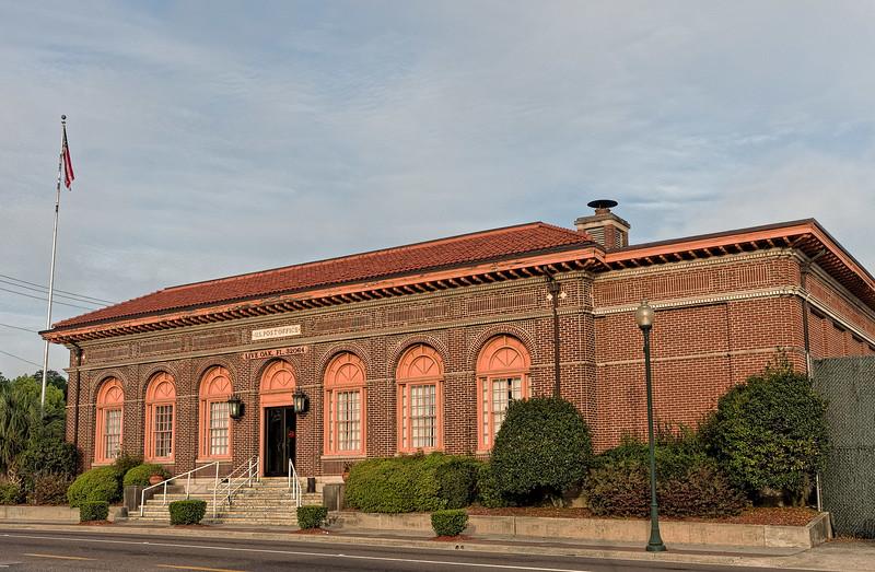 1915 Live Oak Post Office