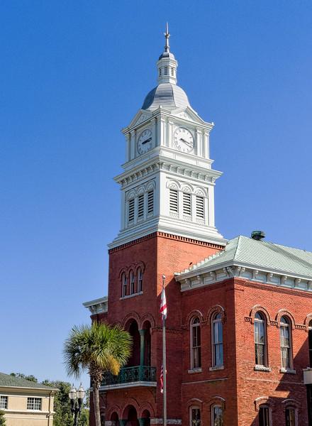 1891 Nassau County Courthouse