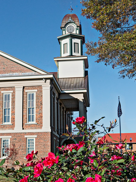 Chatham County Courthouse, Pittsboro