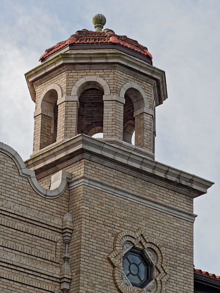 Tower of Sumter County Courthouse