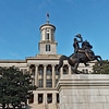 Andrew Jackson Statue at the Tennessee State Capitol