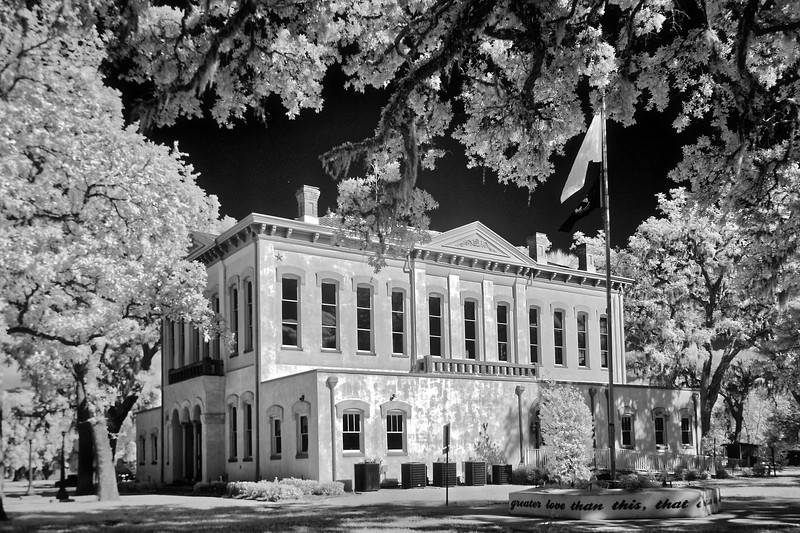 Old Clay County Courthouse