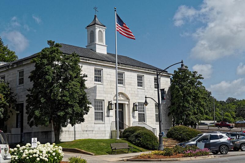 Old Guntersville Post Office