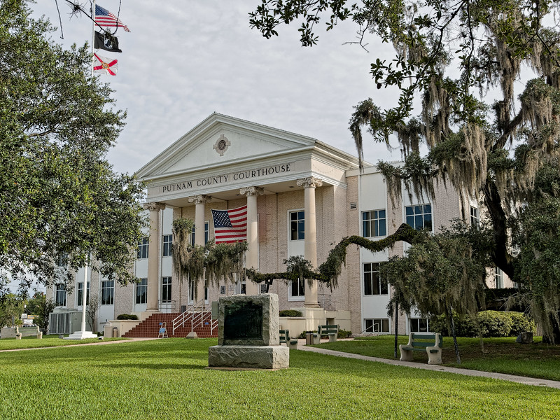 Florida's Putnam County Courthouse