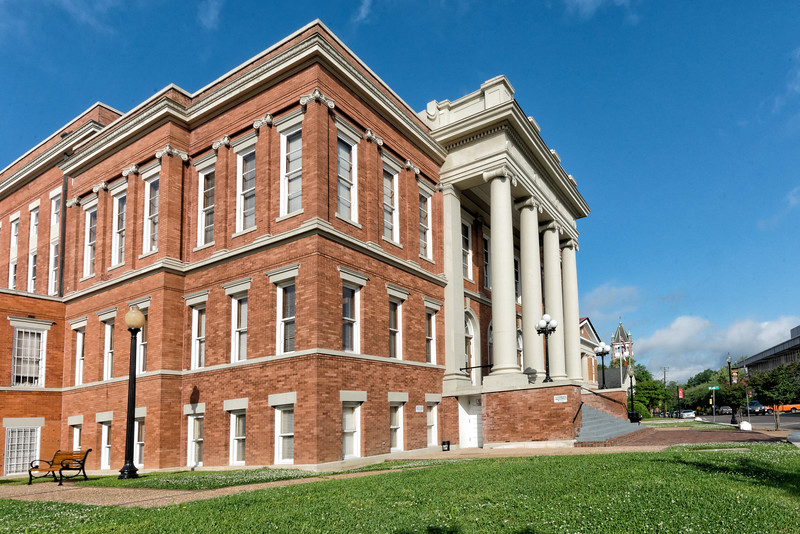 Forrest County Courthouse, Hattiesburg