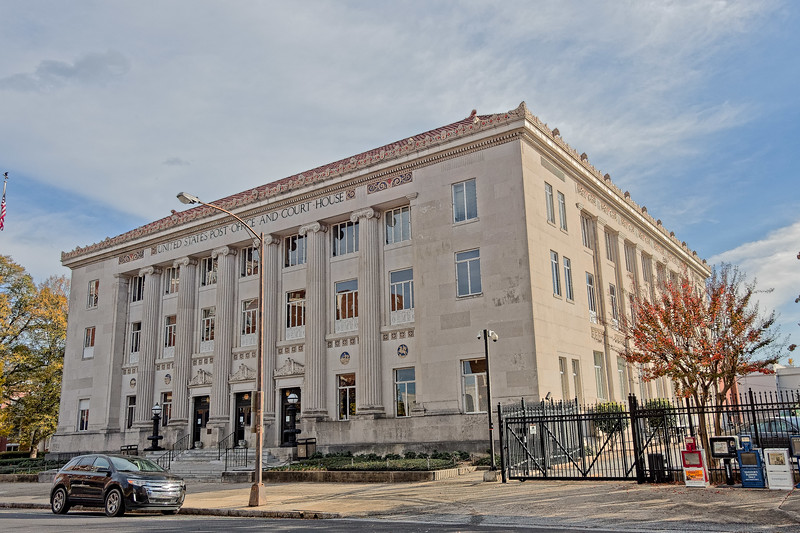 Columbus United States Post office and Court House