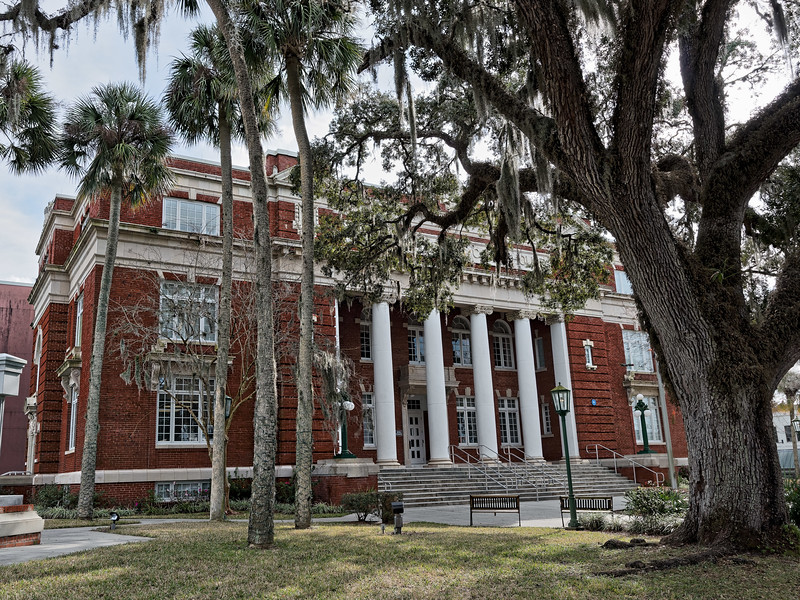Hernando County Courthouse, Brooksville